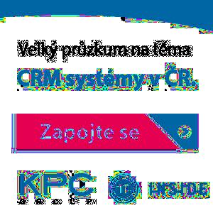 Velký průzkum na téma CRM systémy v ČR