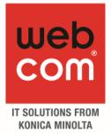 Logo - WEBCOM a.s.